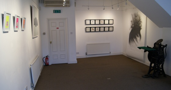 Group show - website - http://pulpa.weebly.com