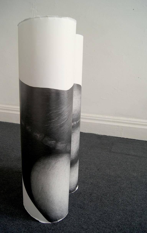 Detail 'She turns'