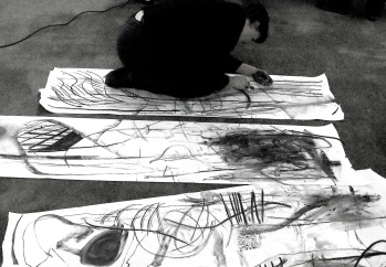 Spatial Drawing Session