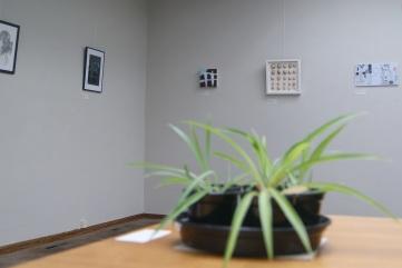 Plant Life, mixed media 30 x 30cm2019